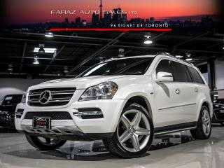 Used 2012 Mercedes-Benz GL350 AMG|NAVI|BLINDSPOT|REAR CAM|DIESEL|LOADED for sale in North York, ON