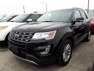 Used 2017 Ford Explorer XLT for sale in Scarborough, ON