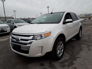 Used 2014 Ford Edge SEL, Back Up Cam, Roof, NAV for sale in Scarborough, ON