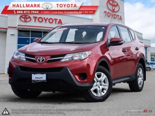 Used 2013 Toyota RAV4 AWD LE for sale in Mono, ON