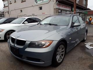 Used 2006 BMW 325i 2006 BMW 325I $4995 CERTIFIED for sale in Scarborough, ON