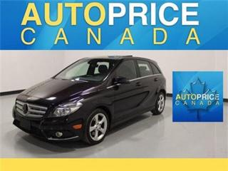 Used 2014 Mercedes-Benz B-Class SportsTourer NAVI PANOROOF for sale in Mississauga, ON