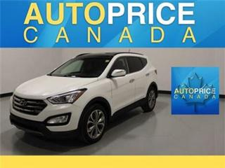 Used 2014 Hyundai Santa Fe AWD 2.0T SE PANOROOF LEATHER for sale in Mississauga, ON