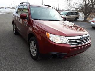 Used 2010 Subaru Forester 2.5X SPORT for sale in Stittsville, ON