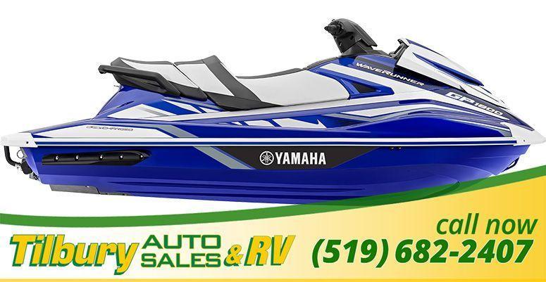 2018 Yamaha GP1800