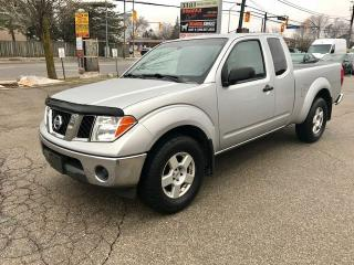 Used 2005 Nissan Frontier LE for sale in Mississauga, ON
