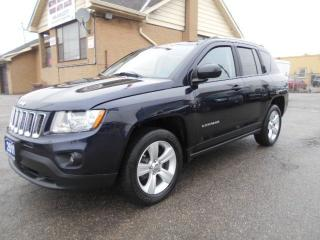 Used 2011 Jeep Compass North Edition 2.4L FWD Certified ONLY 111,000KMs for sale in Etobicoke, ON