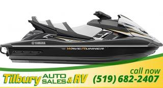 New 2018 Yamaha FX CRUISER HO for sale in Tilbury, ON