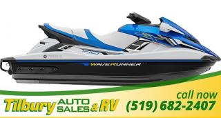 New 2018 Yamaha FX HO for sale in Tilbury, ON
