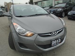 Used 2013 Hyundai Elantra GLS AUX,USB,IPOD SAFETY ETEST INC for sale in Oakville, ON