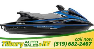 New 2018 Yamaha VX Deluxe for sale in Tilbury, ON
