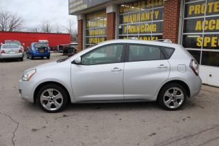 Used 2009 Pontiac Vibe AWD,LOW KMS for sale in Oakville, ON