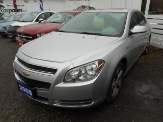 Used 2009 Chevrolet Malibu HYBRID for sale in Brantford, ON