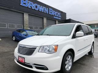 Used 2012 Chrysler Town & Country TOURING, LOCAL, BACKUP CAM for sale in Surrey, BC