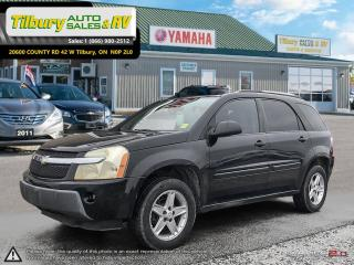 Used 2005 Chevrolet Equinox LT ***AS IS*** for sale in Tilbury, ON