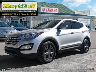 Used 2013 Hyundai Santa Fe SE. JAM PACKED WITH TECH for sale in Tilbury, ON
