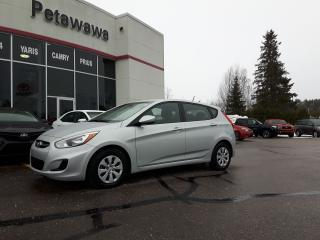 Used 2016 Hyundai Accent GL 5 dr hatch 6 speed manual for sale in Ottawa, ON