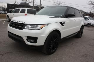 Used 2014 Land Rover Range Rover Sport SPORT|7PASS|SUPERCHARGED for sale in North York, ON