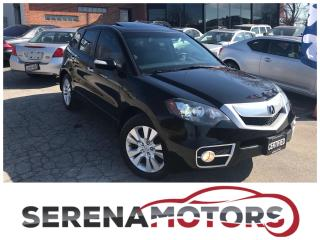 Used 2010 Acura RDX ONE OWNER | SH-AWD | PREMIUM PKG for sale in Mississauga, ON