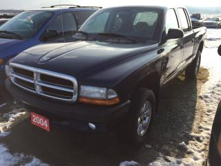 Used 2004 Dodge Dakota Sport 4x4 for sale in Alliston, ON
