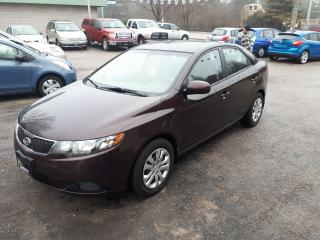 Used 2011 Kia Forte LX for sale in Guelph, ON
