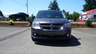Used 2016 Dodge Grand Caravan Crew Plus for sale in Parksville, BC
