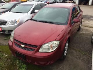 Used 2009 Chevrolet Cobalt LT for sale in Alliston, ON