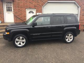 Used 2012 Jeep Patriot 4X4 NORTH EDITION for sale in Bowmanville, ON
