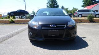Used 2014 Ford Focus Titanium for sale in Parksville, BC