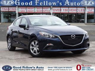 Used 2014 Mazda MAZDA3 GX MODEL, SKYACTIVE for sale in North York, ON