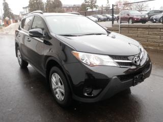 Used 2014 Toyota RAV4 UPGRADED AWD LE PACK 33KM ONLY NON RENTAL for sale in Toronto, ON