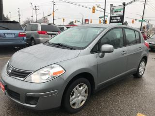 Used 2011 Nissan Versa 1.8 SL l Hatch l Auto for sale in Waterloo, ON