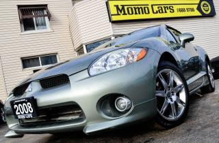 Used 2008 Mitsubishi Eclipse GT-P! Spyder! MANUAL! ONLY $158/bi-weekly! for sale in St Catharines, ON
