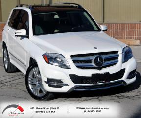 Used 2014 Mercedes-Benz GLK-Class GLK 250 BlueTec  Navigation 360 Camera   Pano Roof for sale in North York, ON