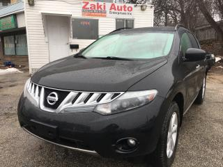 Used 2010 Nissan Murano SL . Safety And E Test is Included The for sale in Scarborough, ON