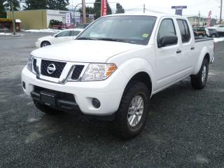 Used 2017 Nissan Frontier SV for sale in Parksville, BC