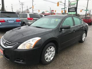 Used 2012 Nissan Altima 2.5 S l Auto l for sale in Waterloo, ON