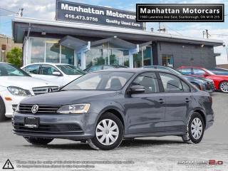 Used 2016 Volkswagen Jetta 1.4T |CAMERA|WARRANTY|BLUETOOTH|NOACCIDENT for sale in Scarborough, ON