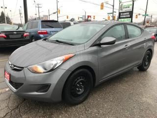 Used 2012 Hyundai Elantra GL l Two Sets Tires l Bluetooth l Heated Seats for sale in Waterloo, ON