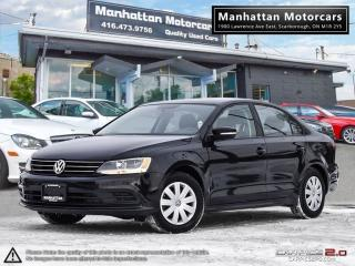 Used 2016 Volkswagen Jetta 1.4T  CAMERA WARRANTY BLUETOOTH 71000KM for sale in Scarborough, ON