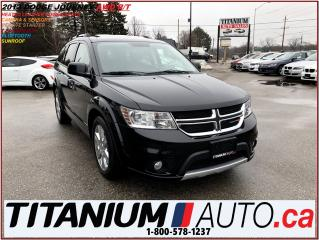 Used 2013 Dodge Journey R/T+AWD+7 Pass.+Camera & Sensors+Leather+Sunroof++ for sale in London, ON