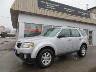 Used 2011 Mazda Tribute 4WD,ALLOYS,FOG LIGHTS,ALL POWERED for sale in Mississauga, ON