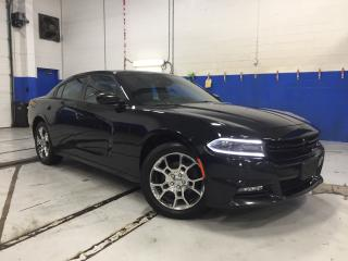 Used 2015 Dodge Charger SXT - AWD - NAVIGATION - HEATED SEATS-BACK UP CAM for sale in Aurora, ON