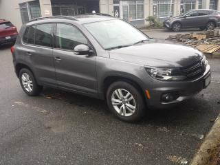 Used 2014 Volkswagen Tiguan Trendline for sale in Burnaby, BC