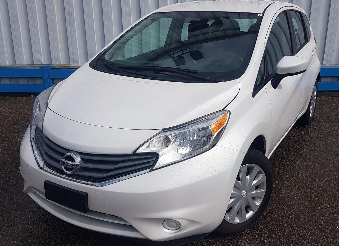 Used 2016 Nissan Versa Note SV *BLUETOOTH* for Sale in Kitchener ...