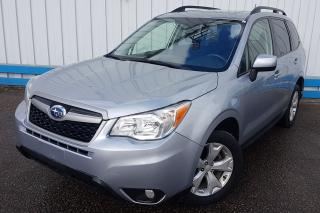 Used 2014 Subaru Forester 2.5i Touring AWD *SUNROOF* for sale in Kitchener, ON