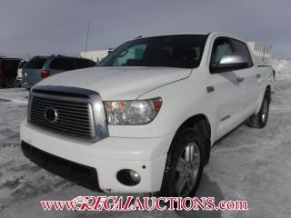 Used 2011 Toyota TUNDRA LIMITED 5.7 V8 CREW MAX 4WD 5.7L for sale in Calgary, AB