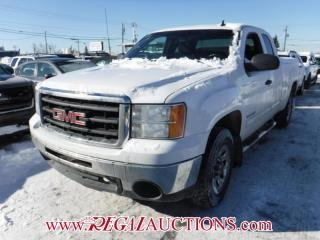 Used 2011 GMC SIERRA 1500 SLE EXT CAB SWB 2WD for sale in Calgary, AB