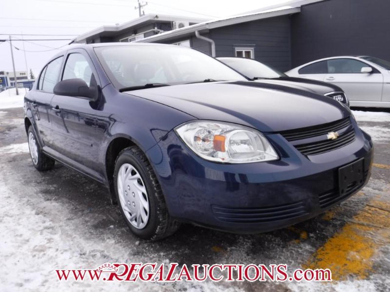 Photo of Blue 2010 Chevrolet COBALT LS 4D SEDAN