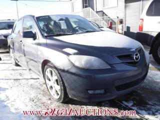 Used 2008 Mazda MAZDA3  4D HATCHBACK for sale in Calgary, AB
